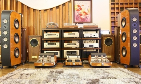 [Vietnam Hi-end Show 2017] Phòng nghe Anh Duy Audio: Dấu ấn Unison Research