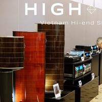 [VIetnam Hi-end Show 2019 - Hà Nội] Quần tụ loạt siêu phẩm ultra hi-end