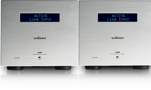 [Vietnam Hi-end Show 2016] Ampli monoblock AudioNET AMP : Cặp monoblock Hi-End đến từ Đức